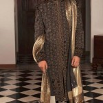 designer-wedding-sherwani-for-men-latest-trends-fall-winter-2015-2016-couture-outfit-black-gold-nivedita-saboo
