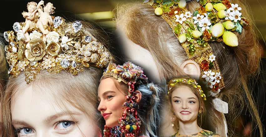 dolce-and-gabbana-spring-summer-2016-headbands-hair-accessories-lemon-fruit-embellished