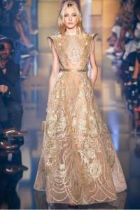 fall-2015-winter-2016-fashion-color-trends-runway-oscar-de-la-renta-gold-gown-top-best