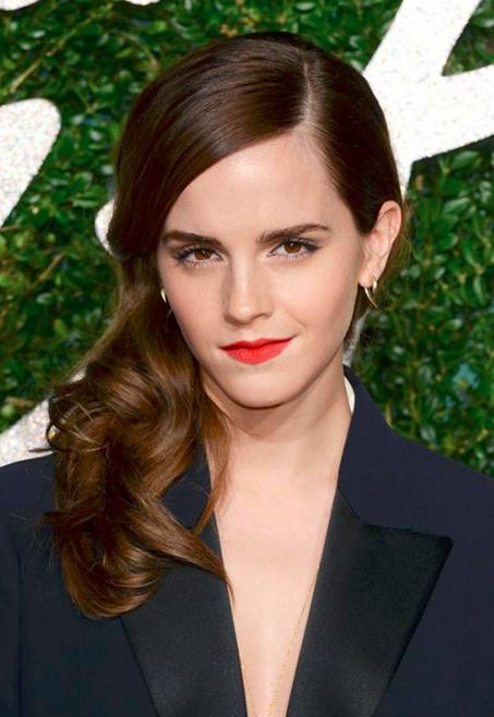 hairstyle-hair-trends-latest-emma-watson-half-straight-wavy-medium-length