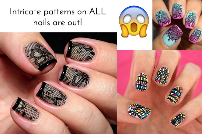 nails 2016 latest nail art trends for fall 2015 winter 2016