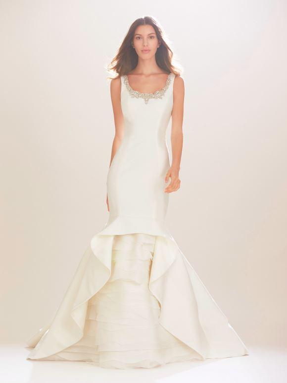 latest-bridal-dress-trends-gowns-white-fall-2015-winter-2016-couture-carolina-herrera-mermaid