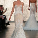 latest-bridal-dress-trends-gowns-white-fall-2015-winter-2016-inbal-dror-designer-couture-lace-white-mermaid-sweetheart-neck