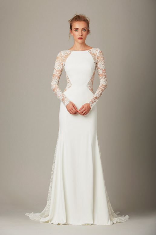 Latest Styles in Wedding Dresses for Fall 2015- Winter 2016