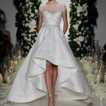 latest-bridal-dress-trends-gowns-white-fall-2015-winter-2016-short-asymmetric-anne-barge