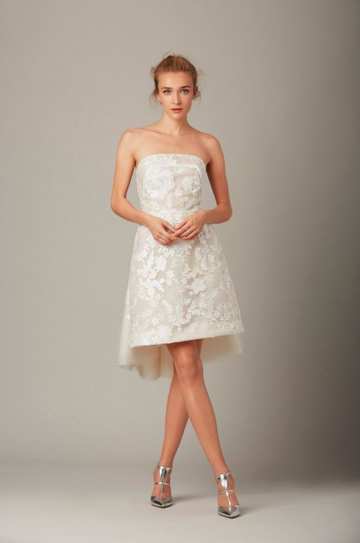 latest-bridal-dress-trends-gowns-white-fall-2015-winter-2016-short-asymmetric-lela-rose