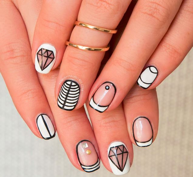 Nail Trends Fall 2016: Nails 2016: Latest Nail Art Trends For Fall 2015/ Winter