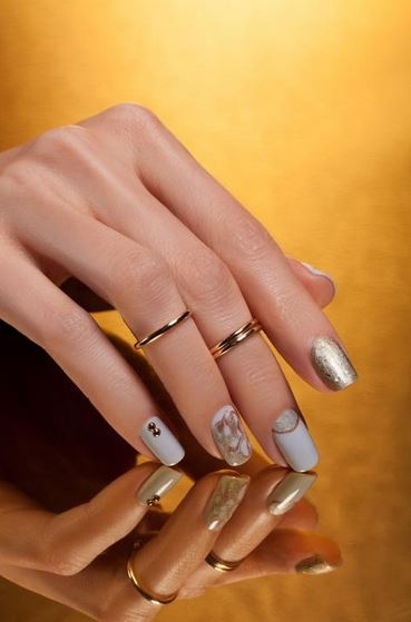 Nails 2016: Latest Nail Art Trends For Fall 2015/ Winter