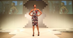 tina-lobondi-african-style-dress-print-maroon-blue-red-white