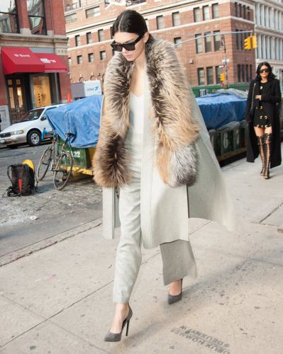 Kendall-Jenner-street-style-white-top-fur
