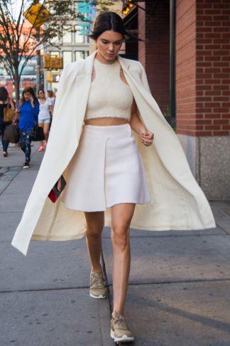 Kendall-Jenner-street-style-white-top-white-white-jacket-white-skirt