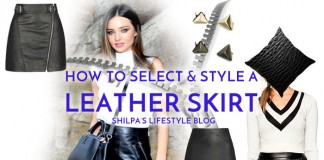 how-to-wear-a-leather-skirt-blogger-style