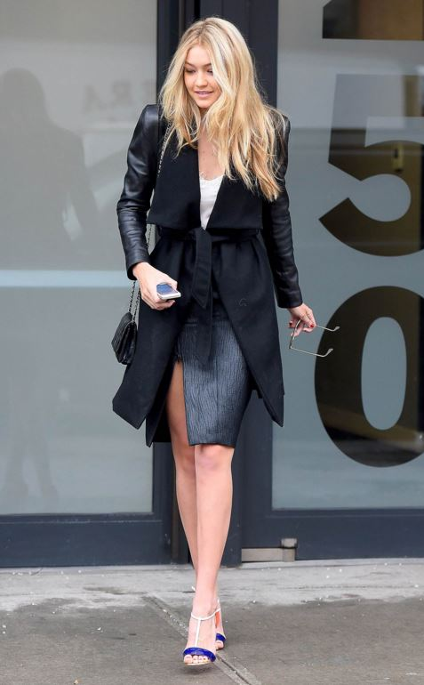 Black leather skirt how to wear – Modern skirts blog for you