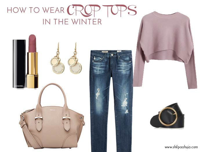 how-to-wear-crop-tops-in-winter-style-dress-what-to-wear-with-crop-sweater