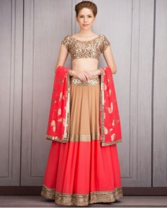 Image result for chaniya choli designs by manish malhotra