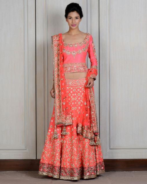 Designer Bridal Dupatta Online Shopping