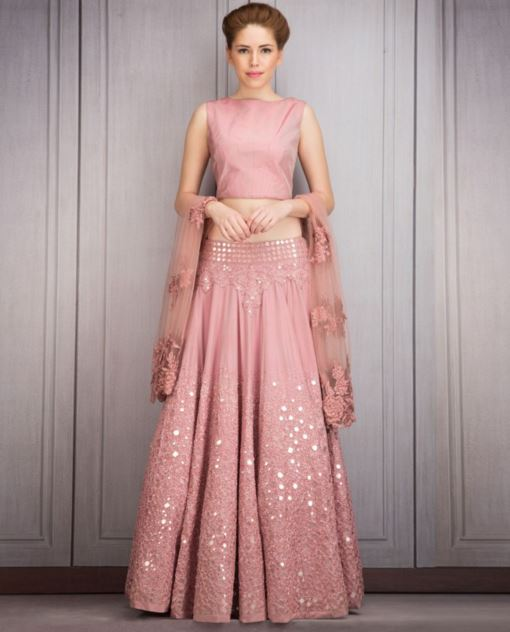 Manish Malhotra Bridal Lehenga Indian Wedding 2015 2016