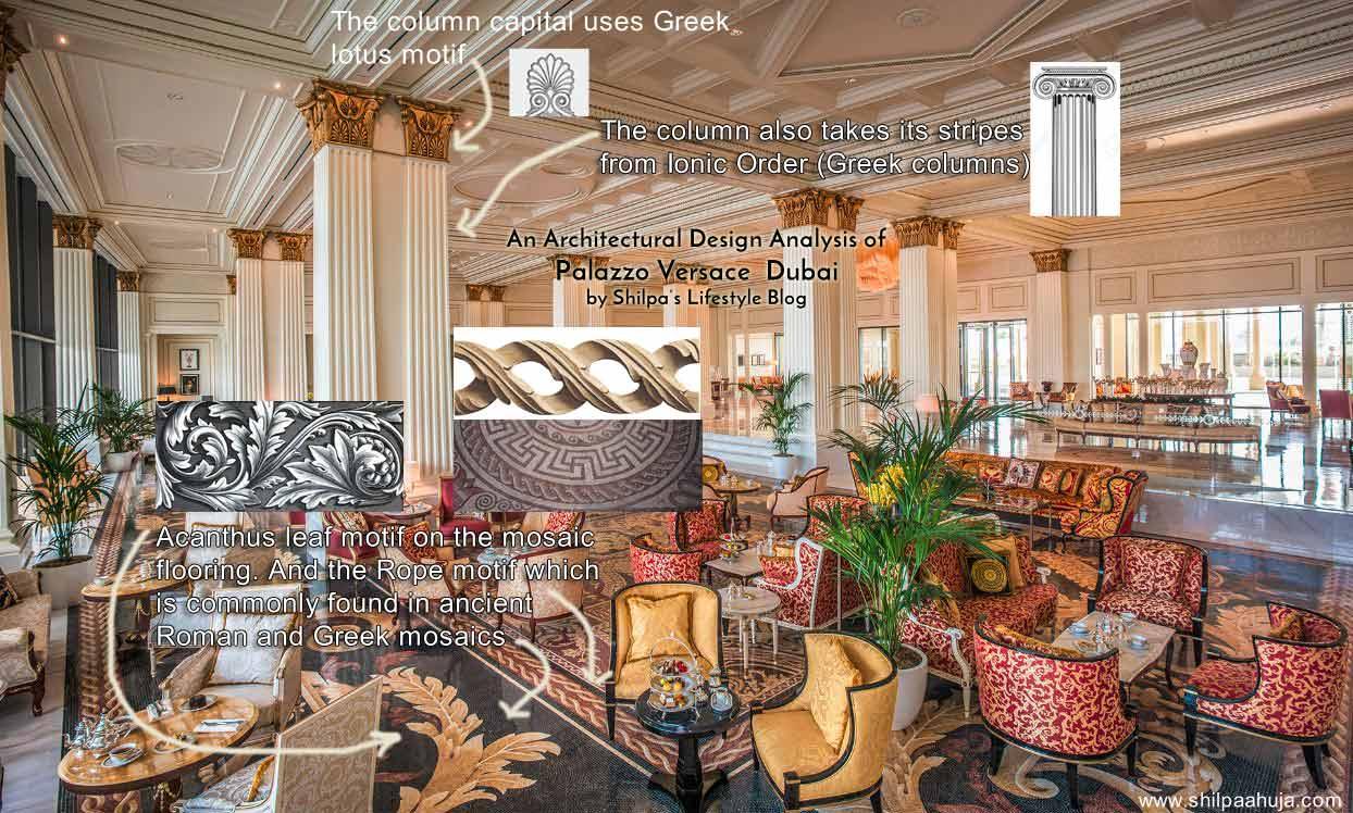 Donatella versace designs palazzo versace hotel dubai for Design luxushotel dubai