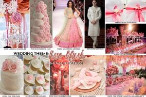 pink-theme-wedding-ideas-rose-blush-color-decoration-decor-lehenga-sherwani-shadi-cake