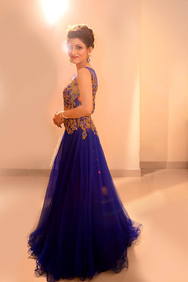 15 Top Designer Indian Engagement Dresses: Spring 2016