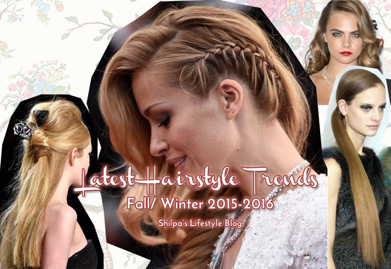 Fine Latest Hairstyle Trends For Women Fall 2015 Winter 2016 Hairstyle Inspiration Daily Dogsangcom