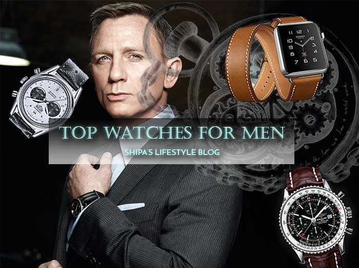 Best Watches for Men 2016: Shopping Latest Luxury Watches