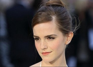 Emma-Watson-Hairstyle-bun