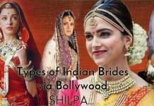 best-iconic-indian-bollywood-bridal-looks-dresses-types-of-indian-brides-lehengas