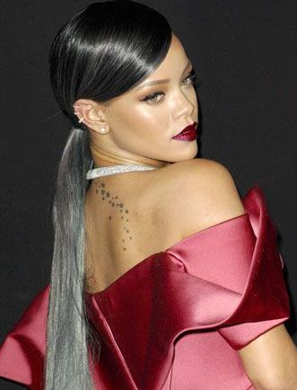 black-grey-ombre-latest-hair-color-trends-winter-2016-spring-rihanna