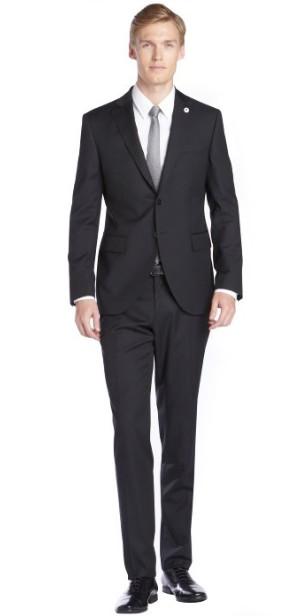 black-suit-mens-suit-style-formal-wear-2015-plain-black