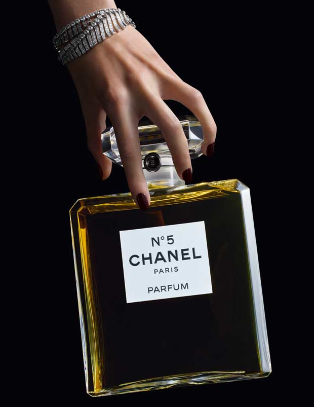 chanel-no-5-perfume-bottle-in-hand-bracelet