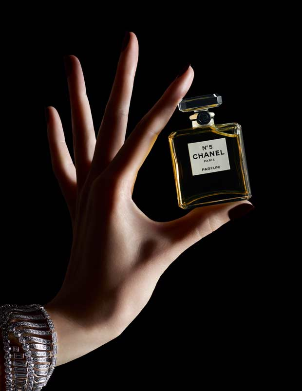 chanel-no-5-perfume-bottle-in-hand