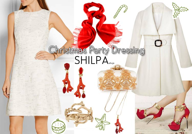 Christmas party dresses holiday dressing outfit ideas shopping tips
