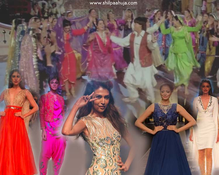 Sangeet outfits 2016 best designer indian outfits for dance for Best wedding dresses for dancing