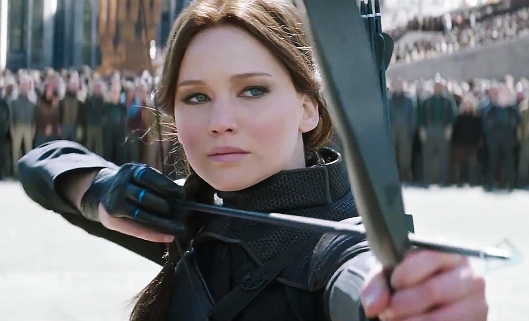 The Hunger Games: Mockingjay - Part I Review - Business
