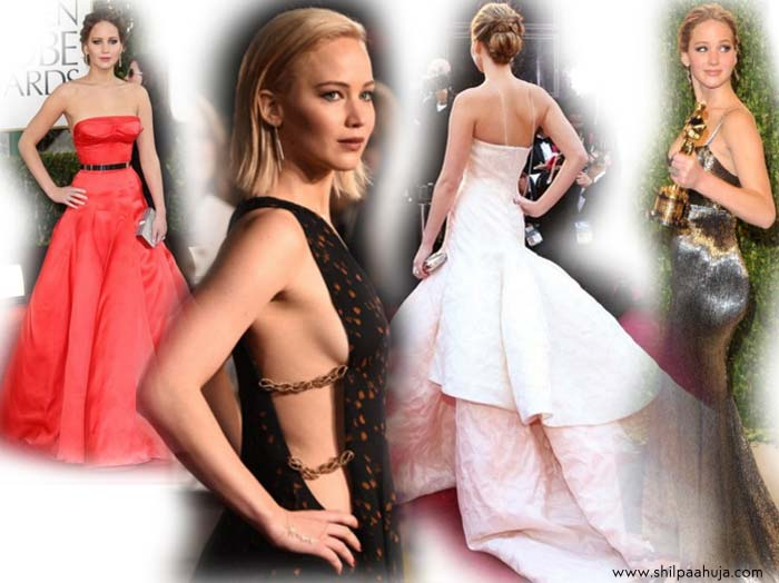 jennifer-lawrence-red-carpet-dresses-best-celebrity-oscar-gowns-evening-red-dress