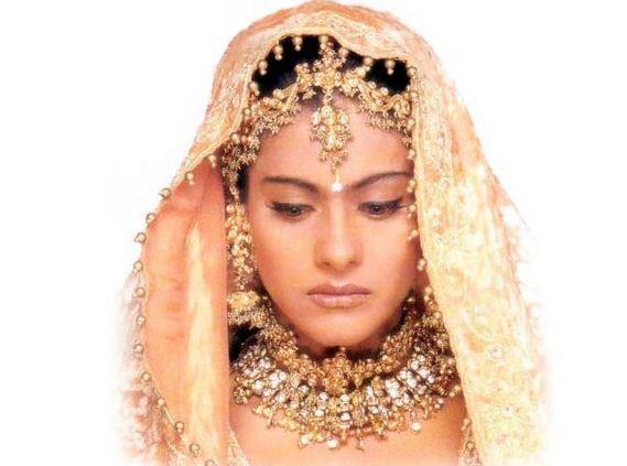 kajol-punjab-bride-bollywood-kuch-kuch-hota-hai-look