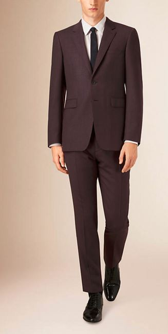 mens-formal-clothing-suits-latest-designs-2016-winter-designer-burberry-deep-burgundy