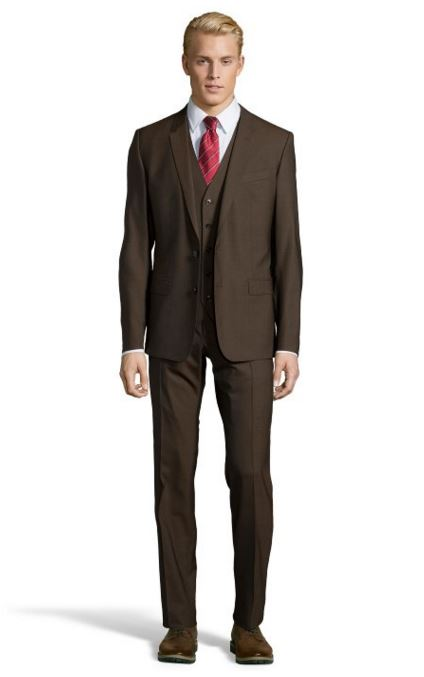 Latest Men's Designer Suits: Winter 2016 - Top Colors, Styles