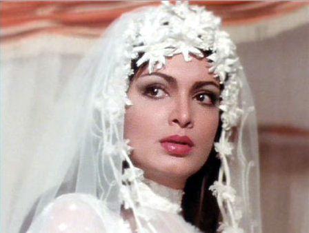 parbeen-babi-amar-akbar-anthony-christian-catholic-bride-white-dress