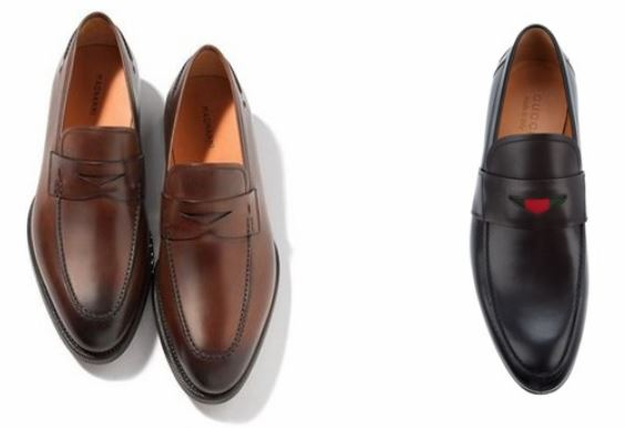penny-loafers-shoes-mens-shoe-styles-different-mens dress shoes formal