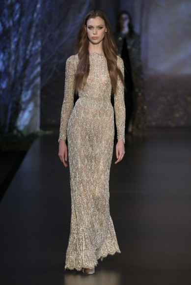 ralph-russo-aw-2015-2016-fall-winter-collection-review-gold-sequin-sheath-gown-dress