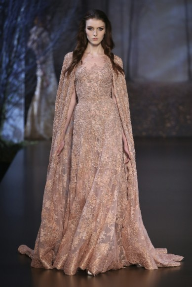 ralph-russo-aw-2015-2016-fall-winter-collection-review-oyster-colour-sequin-cape-gown-dress