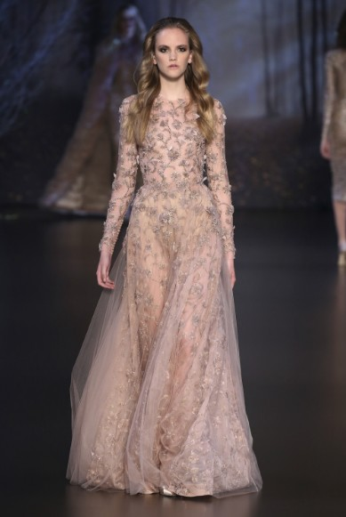 ralph-russo-aw-2015-2016-fall-winter-collection-review-sequin-gown-skin-colour-dress
