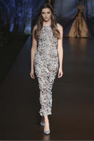 ralph-russo-aw-2015-2016-fall-winter-collection-review-silver-sequin-pencil-gown-dress