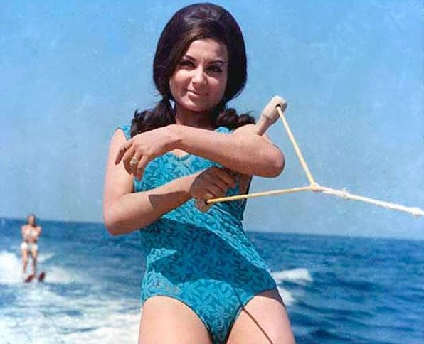 sharmila-tagore-bikini-blue-swimsuit-bollywood-actress-hot-sexy