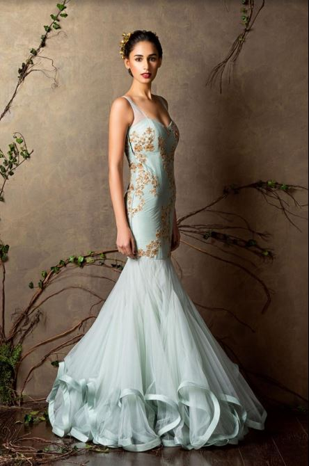 Indian wedding dresses what to wear to an indian wedding for Best indian wedding dresses