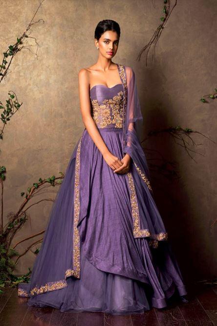 15 Top Designer Indian Engagement Dresses | ShilpaAhuja.com