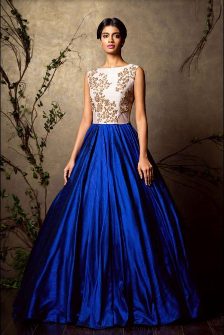15 Top Designer Indian Engagement Dresses | ShilpaAhuja.com