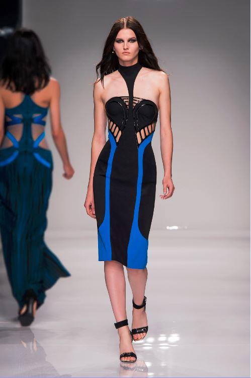 15-atelier-versace-spring-summer-2016-couture-fashion-show-paris-week-blue-strapless-cage-dress-black-heels